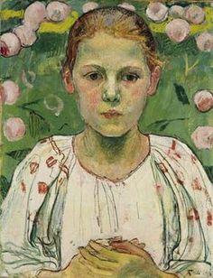 Hodler, Ferdinand - Baroness Maria von Bach Basel, Switzerland Ferdinand Hodler was een van de bekendste Zwitserse kunstenaars uit de 19e eeuw.