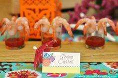 Recepcionar: temático do partido Tropical Ideias + Free Printables - Celebrações em casa
