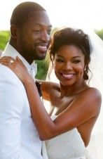 Gabrielle Union and Dwyane Wade's Wedding Day