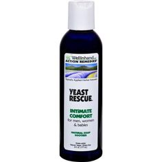 Yeast Rescue! Soap Soother is a completely natural cleanser designed to end the cycle of yeast infections by restoring proper balance to intimate areas. Our her