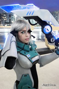 Project Ashe Cosplay