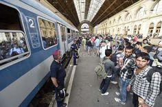 Hungría: Primer ministro culpa a Alemania por la crisis de los refugiados