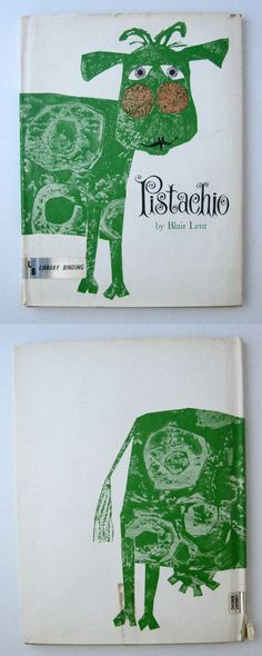 1964 - Pistachio by Blair Lent