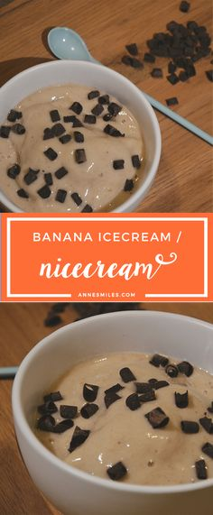 A super healthy but still delicious ice cream and dessert swap Click through to read more, or repin to save for later!