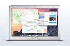 Apple presenta OS X Yosemite en#WWDC2014