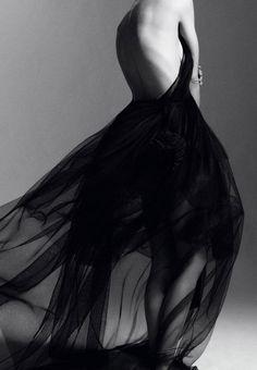 voguelovesme:  Saskia de Brauw by Daniel Jackson for Vogue Germany November 2012
