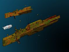 In several missions undertaken by the Somtaaw explorers, a carrier would have been handy. Able to perform many mothership tasks in miniature, a carrier could do everything from support battlegroups...