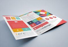 free psd indesign ai brochure templates brochures corporate brochure and brochure template