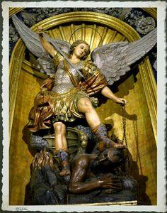 Santa María, Madre de Dios y Madre nuestra: San Miguel Arcángel, 29 de Septiembre