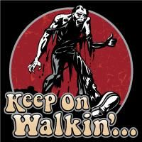 Zombies, Walkers and UnDead...Oh My! Shirts & Fun Gifts at #LostWorldShirts or visit us at: www.LostWorldShirts.com
