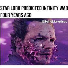 Do you still hate him ? Follow @beingmarvelistic for more updates . . . #marvel #marvelstudios #marvelcomics #marvelous #marvellegends #marvelmemes #avengers4 #avengers #avengersinfinitywar #infinitywar #ironman #captainamerica #starlord #thanos #instagood #instagram #followforfollowback