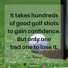 Find more of #lorisgolfshoppe Golf Quotes, Lessons, and Tips when you click the link below. Feel free to save and share! -->  https://www.pinterest.com/lorisgolfshoppe/pins/