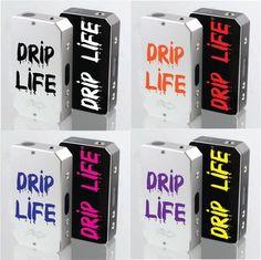 DRIP LIFE Mod Box Decal | The Spot Btown