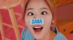 sana my fucking wife god im so in love twice