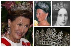 January 17: The Josefina Diamond Tiara (Norway)