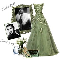 """Lucy & Desi"" by mystimorgan on Polyvore"