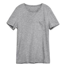 always on the look out for a good basic grey tee
