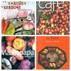 Peruvian cookbooks