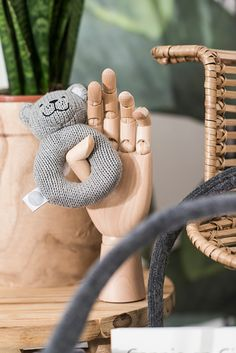 Natural Knit & Felt Collection by Jollein