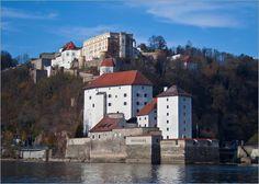 Anja Ergler - Passau - Festung Veste Nieder- und Oberhaus