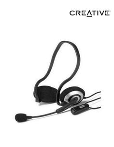 Creative HS-390 Headphone (Black)    Special Price- Rs.795 Gadgets Online, Electronics Gadgets, Computer Accessories, Headphones, Creative, Black, Headset, Headpieces, Black People
