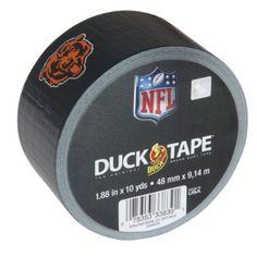 NFL Licensed Duck Tape® - Chicago Bears