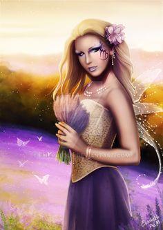Zodiac - Virgo by Emeraldus on DeviantArt