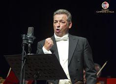 Grande successo per il tenore Ottavio Palmieri  al Casinò Campione d'Italia. Per scoprire tutti gli eventi e gli spettacoli del Casinò: http://www.casinocampione.it/italian/eventi.php