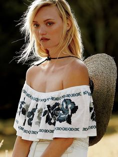 To The Left Top // Free People