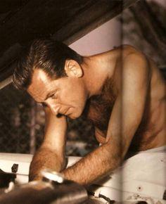 The legendary William Holden.