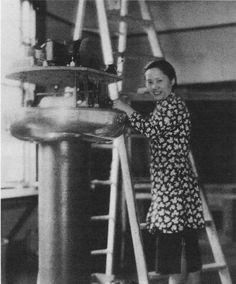 From the The Manhattan Project Heritage Preservation Association, Inc. Caption says: Chien Shiung Wu - Physicist - UC Berkeley and Los Alamos http://www.mphpa.org/classic/VET_WOMEN/Images/wu_1.jpg