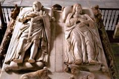 Ferdinand II of Aragon and Isabella I of Castile's tomb, Royal Chapel of Granada, Andalusia, Spain