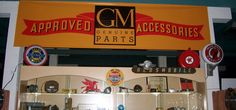 For those auto buffs......we have a lot of OEM memorabilia at King Richards
