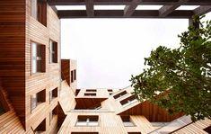 ¿Cuál es el edificio en madera más alto del mundo? :http://www.madera21.cl/?p=7029