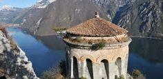 Lago d'idro e fortificazioni austriache