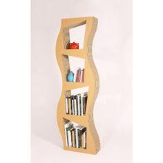 SULEYKA BÜCHER-REGAL - Pappmöbel online und direkt bestellen - Ihr eShop für Möbel aus Pappe von Stange Design GmbH, Berlin