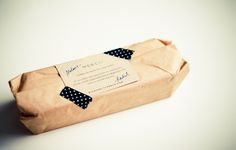 Things I've bought lately that I love - Mignon Kitchen Co.'s lovely packaging | Flickr - Photo Sharing!