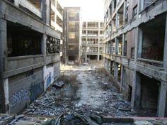 Detroit: de centro financiero a ciudad fantasma