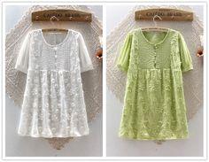 2014 Online cheap white dress plus size summer dress by loosedress, $69.00