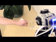 Aireal: Interactive Tactile Experiences in Free Air by Disney Research Lab - YouTube