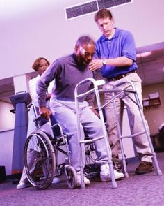 Exercises to strengthen ankles, shins, calves, knees, thighs for disabled chair-bound people (LiveStrong.com)