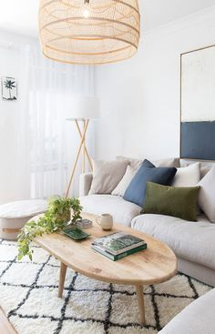 Belongil Salt Byron Bay - Apartments for Rent in Byron Bay, New South Wales, Australia Living Room Colors, Small Living Rooms, Living Room Sets, Living Room Designs, Living Room Furniture, Living Room Decor, Living Spaces, House Beds, Fashion Room