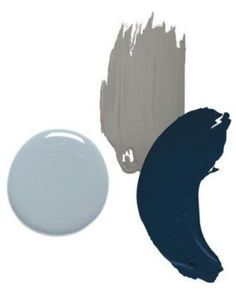 Designer Palette Darryl Carter, a decorator known for his spare, tailored interiors, has collaborated with Benjamin Moore for his first line of paints. The collection of 24 subtle colors encompasses such calming shades as, from top, Pinecrest Gray, Bayard...