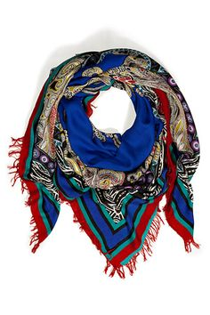 Etro scarf !