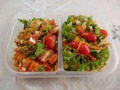 Las ensaladas de pollo son recetas muy fáciles de hacer y muy nutritivas, 😋 por eso aquí les traemos esta deliciosa receta de ensalada de pollo con verduras.🍗🥦🥒🍅🥑