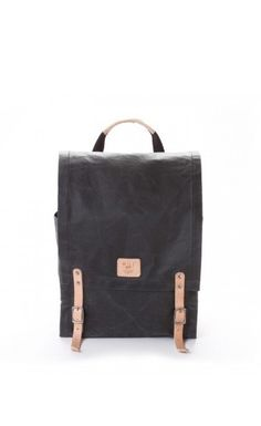 WILL LEATHER GOODS - CARRYALL BACKPACK GRAY