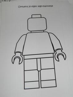 ontwerp je eigen lego-mannetje