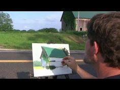 Paint Box - Plein Air Painting Barn