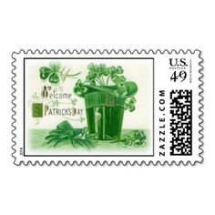 >>>Hello          	Vintage Shamrock Pipe Hat St Patrick's Day Card Postage Stamp           	Vintage Shamrock Pipe Hat St Patrick's Day Card Postage Stamp we are given they also recommend where is the best to buyDiscount Deals          	Vintage Shamrock Pipe Hat St Patrick's Day Car...Cleck Hot Deals >>> http://www.zazzle.com/vintage_shamrock_pipe_hat_st_patricks_day_card_postage-172212138314648539?rf=238627982471231924&zbar=1&tc=terrest