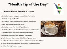 12 Proven Health Benefits of Coffee .